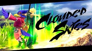 Clouded Skies – SSB4 Falco & Cloud Combo Video/Highlights