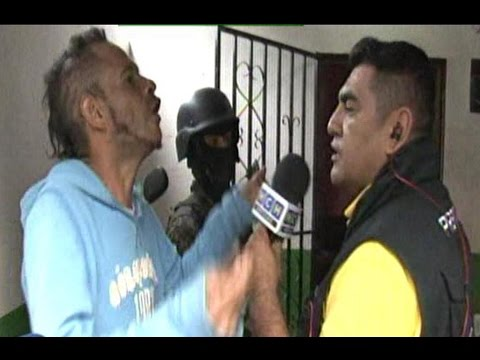 """¡Que ganas de """"cachimbiar"""" a Carlos Posadas!"""