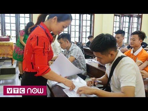 Nghệ An: 64 thí sinh bỏ môn Ngữ Văn | VTC1 - Thời lượng: 64 giây.