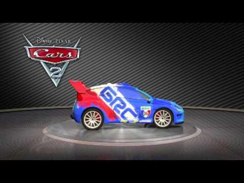 Cars 2 : Vidéo Showroom de Raoul CaRoule - Le 27 juillet 2011 au cinéma