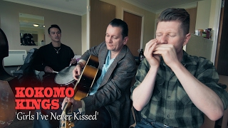 'Girls I've Never Kissed' Kokomo Kings (bopflix sessions)