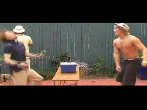 2007 Bud Lite Super bowl Commercial - Version Won Production