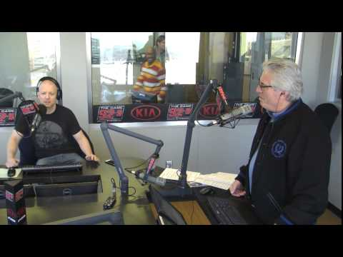 Comedian Jim Norton On 92-9 The Game In Atlanta