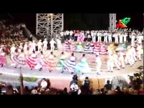 Guelaguetza 2013: Sones y Chilenas, Pinotepa Nacional - 29 de julio, 5pm (15-15)