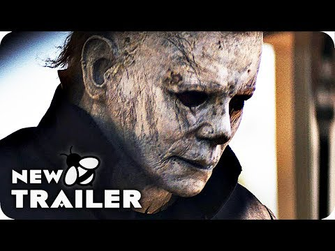 Halloween Trailer (2018) Jamie Lee Curtis Horror Movie