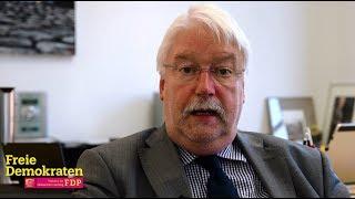 Video zu: Hahn zum Doppelhaushalt 2018/2019