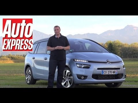 citroen - Citroen Grand C4 Picasso review - http://bit.ly/1eX0qjC Subscribe to our YouTube channel http://bit.ly/11Ad1j1 Subscribe to the mag http://subscribe.autoexpr...