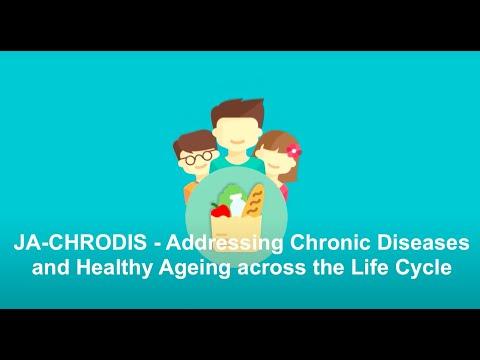 Κοινή δράση CHRODIS για μια καλή ποιότητα ζωής μέχρι τα γεράματα
