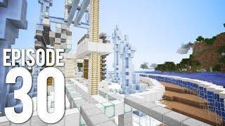 Hermitcraft 3: Episode 30 - Beginnings of a Base