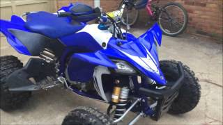 4. Selling my 2010 yfz450x bill ballance edition