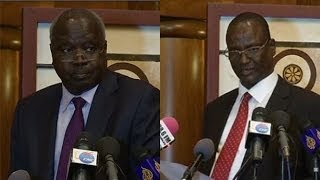 South Sudanese Parties Meet In Ethiopia For Peace Talks