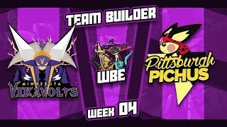 It is FLAPPLE TIME! WBE Sword and Shield Teambuilder - Week 4 by aDrive