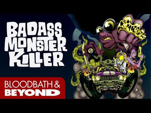 Badass Monster Killer (2015) - Movie Review