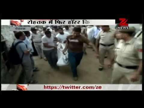 Dishonour killing in Haryana: Girl lynched, boy beheaded
