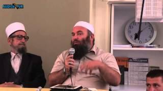 Tribunë fetare - Hoxhë dr. Shefqet Krasniqi dhe Hoxhë Bekir Halimi