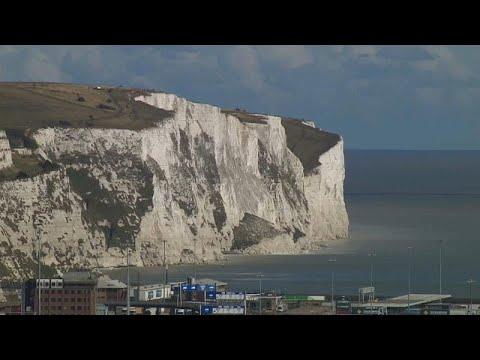 Ντόβερ: Ανησυχία ενοψει Brexit