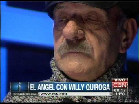 C5N - EL ANGEL DE LA MEDIANOCHE CON WILLY QUIROGA