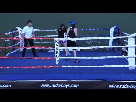 Invictus Boxeo Combate 2 (asalto 2)