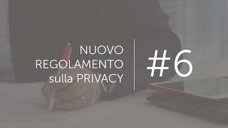 Il Nuovo Regolamento Privacy #6 - Addio alla notificazione al Garante - MailUp Academy
