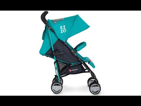 Euro Cart Buggy Ezzo: Sportwagen und Kinderwagen im Test von LCPKids