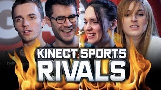 Video Kinect Sports Rivals : L'AFFRONTEMENT ! (Natoo, Alison, Cyprien, Squeezie) MP3, 3GP, MP4, WEBM, AVI, FLV November 2017