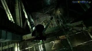 Tomb Raider (2013) - Elevator puzzle