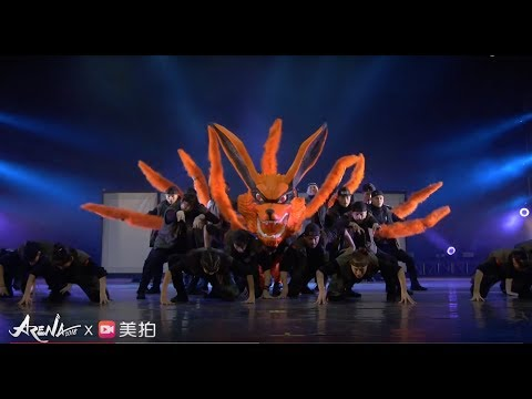 Naruto Dance Show by O-DOG (Front Row)  | ARENA CHENGDU 2018 - Thời lượng: 6:59.