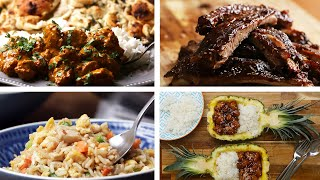 A Tour Of Delicious Asian-Inspired Dinner Recipes by Tasty