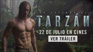 Video La Leyenda de Tarzán - Tráiler oficial en castellano HD MP3, 3GP, MP4, WEBM, AVI, FLV Juni 2018
