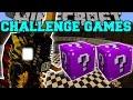 foto Minecraft: BATTRA LARVA CHALLENGE GAMES - Lucky Block Mod - Modded Mini-Game Borwap