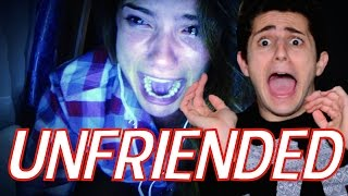 REACTING TO THE UNFRIENDED TRAILER