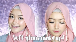 Video SOFT GLAM MAKEUP TUTORIAL | saritiw MP3, 3GP, MP4, WEBM, AVI, FLV Juni 2018