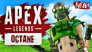 The *NEW* LEGEND in Apex Legends (SEASON 1)