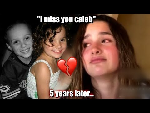 Annie LeBlanc Remembering Caleb almost 5 years later *EMOTIONAL*