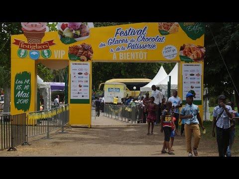 FESTIVAL DES GLACES DU CHOCOLAT ET DE LA PÂTISSERIE 2017