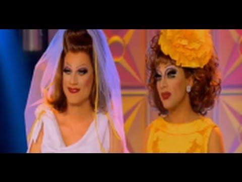 "Ru'Paul's Drag Race After Show Season 6 Episode 10 ""Drag My Wedding"" | AfterBuzz TV"