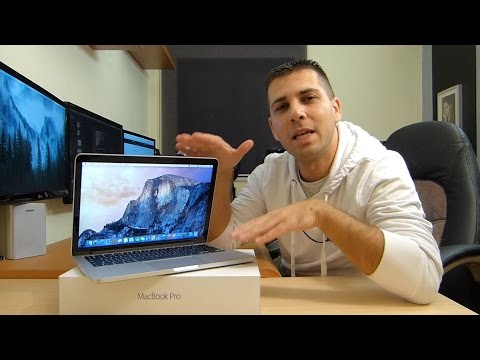 "MacBook Pro 13"" Retina Display 2015 
