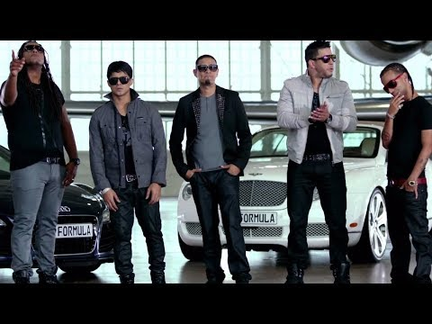 La Formula Sigue - Arcangel, Plan B, Zion y Lennox, RKM y Ken-y