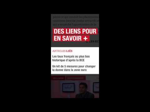 Video of Les Echos Live - Actualités