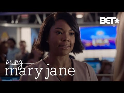 MJ Snaps on the Rookie and Gets Checked by Her Homegirl | Being Mary Jane