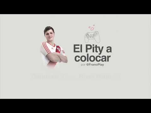River Play - Gol del Pity Martínez a Gimnasia