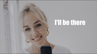 Jess Glynne - I'll be there (cover by Kimberly Fransens)