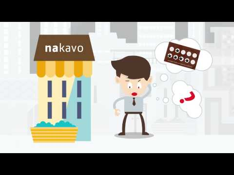 Nakavo – coffee shop for a good cause