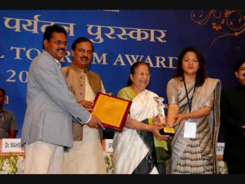 , TSTDC has Received National Tourism Awards