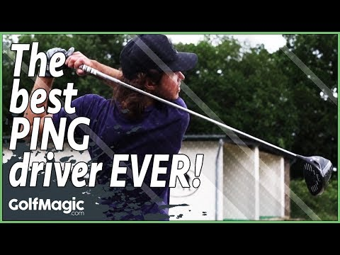 PING G400 Driver review: Forgiveness x 100! | GolfMagic Club Test