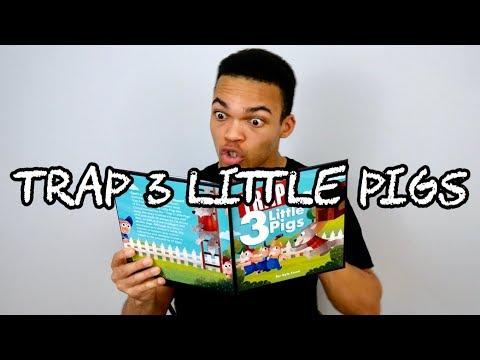 Trap 3 Little Pigs