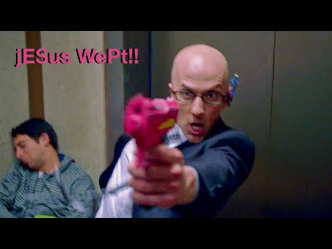 dean pelton being the best part of season six for six minutes