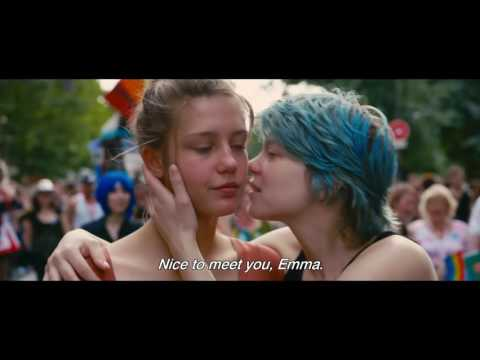 Blue is the Warmest Color / La Vie d'Adèle (2013) Trailer ENG SUBS