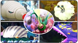 ►Hey! Pikmin - Gameplay  All Level  Final Boss  All Bosses  Ending & Credits►Playlist : https://goo.gl/QYMHYh00:00 - World 102:00 - World 204:00 - World 307:26 - World 409:42 - World 512:05 - World 614:25 - World 716:37 - World 819:23 - World 925:45 - Ending & Credits►Twitter : http://Twitter.com/YTNintenU►Avatar Picture : http://ratchetmario.deviantart.com►Game Informations :Hey! Pikmin is the title of the upcoming Nintendo 3DS game that is scheduled to be released July 28th, 2017. It will be a side-scrolling platformer, featuring Captain Olimar and more of the red, yellow, blue, rock, and winged Pikmin. It was recently noted that this game is not the new entry teased by Shigeru Miyamoto in 2015, and is instead its own title. An amiibo figure with the red, yellow, blue, rock and winged pikmin is also scheduled for release on July 28th, 2017.►No Commentary Gameplay by NintenU (2017)◄