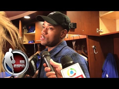 Video: Jarrett Jack comments on Knicks loss to the Houston Rockets | NBA on ESPN